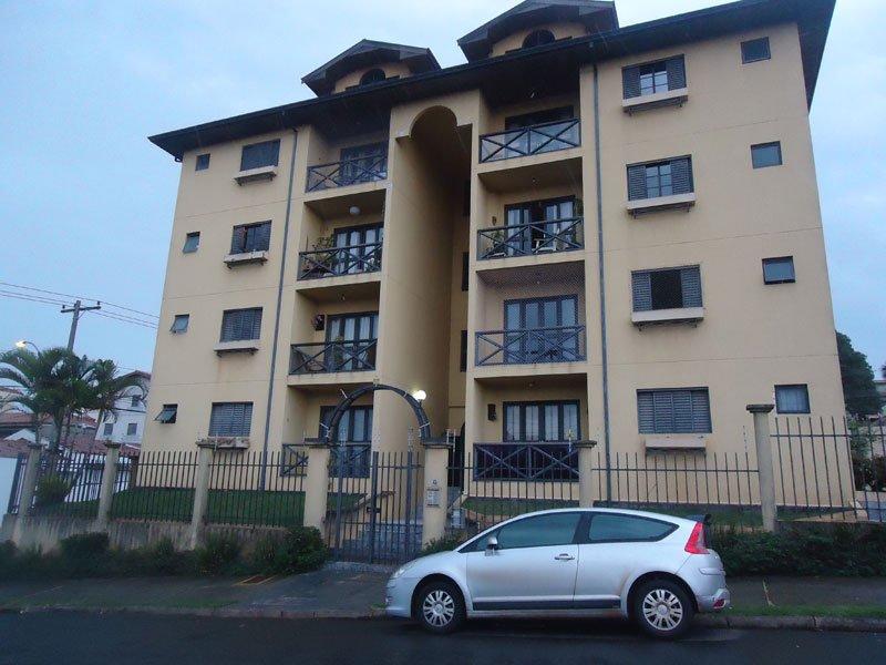 Venda Apartamento Jardim Alvorada 375