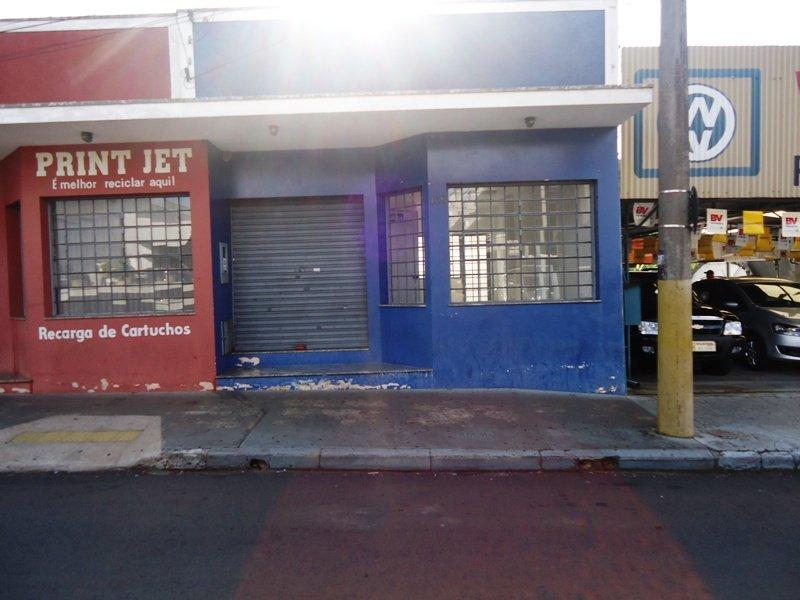 Locação Salão Vila Monteiro (gleba I) 51993