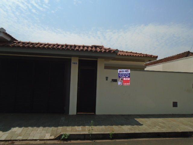 Locação Casa Vila Prado 56987