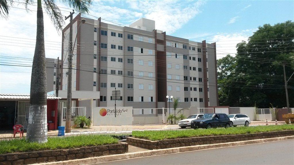 Venda Apartamento Vila Lutfalla 58952