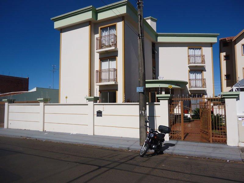Locação Apartamento Jardim Santa Paula 7381
