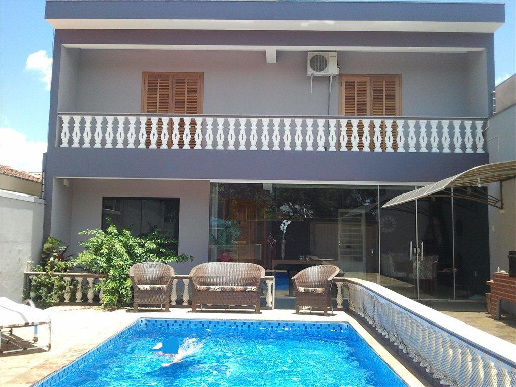 Venda casa jardim das torres 60683 imobili ria cardinali for Casa con piscina urdaibai